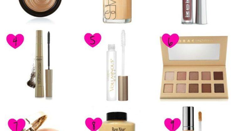 My Tried & True Makeup Picks