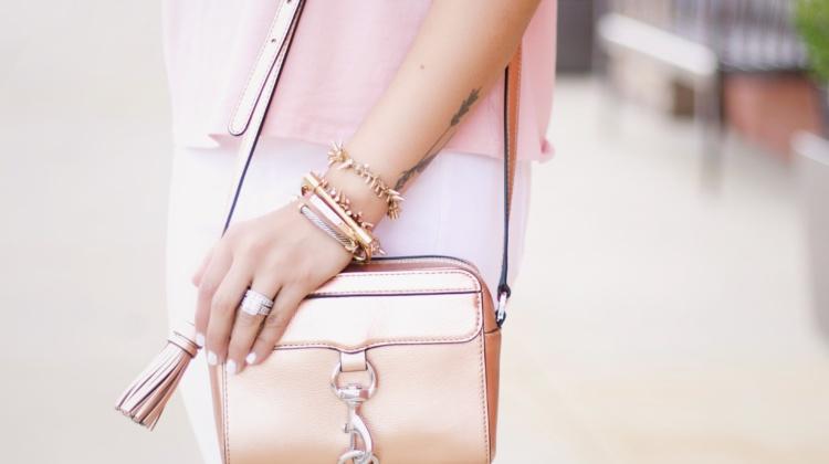 Blush Pink + White – Spring Staples
