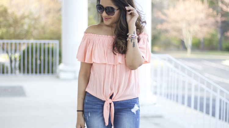 Off The Shoulder Trend