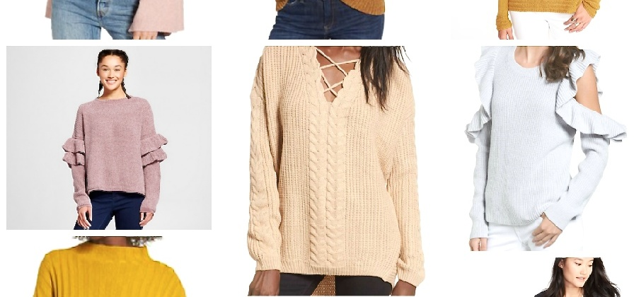Favorite Fall Sweaters UNDER $50!